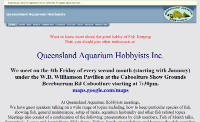 QAH - Queensland Aquarium Hobbyists