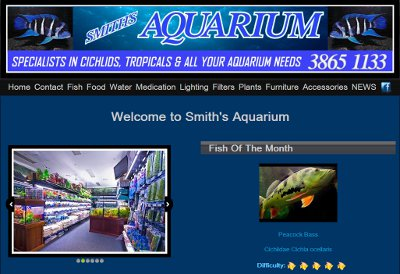 Smith's Aquarium